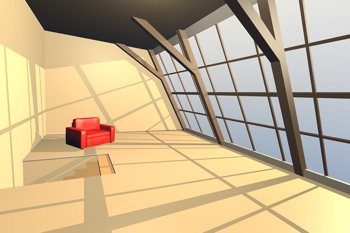 Room Scene 3