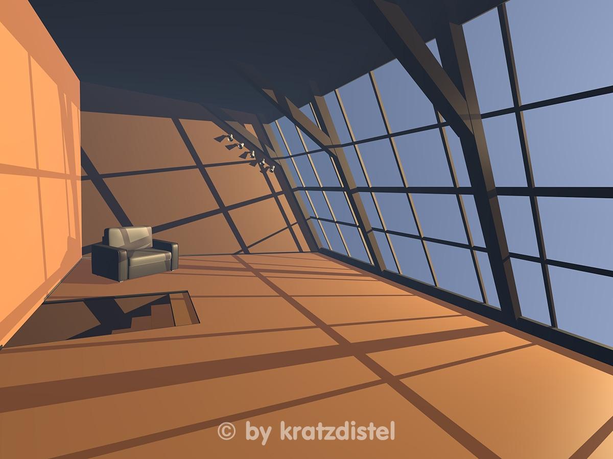 Room Scene 4
