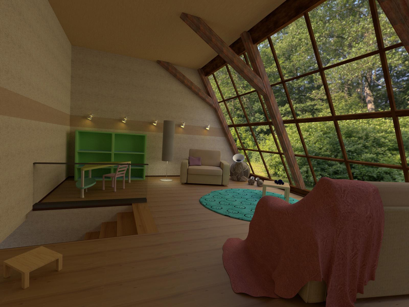 Room Scene 6