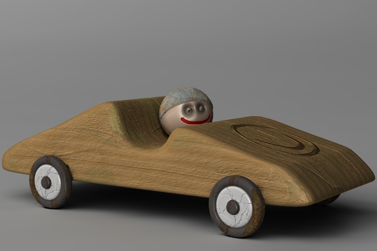 Kid's Toy Car