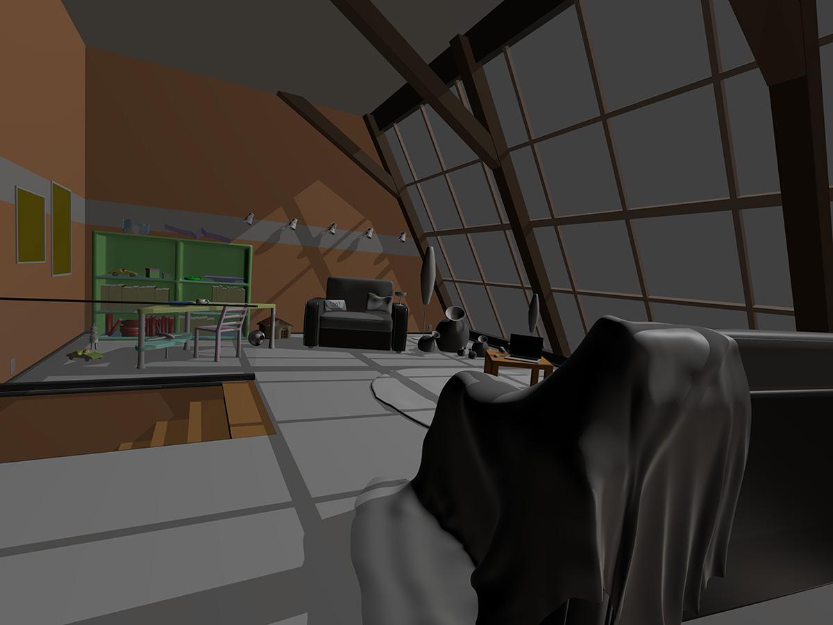 Room Scene 7