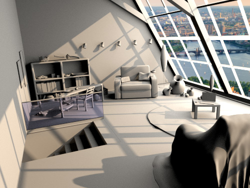 Room Scene 8