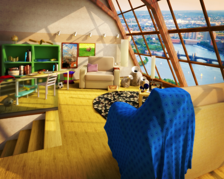 Room Scene 10