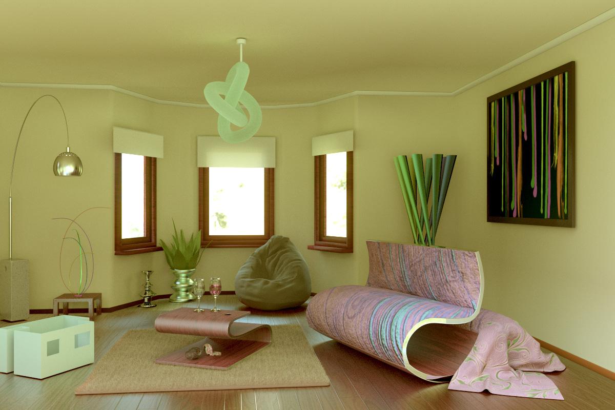 Lounge Room I