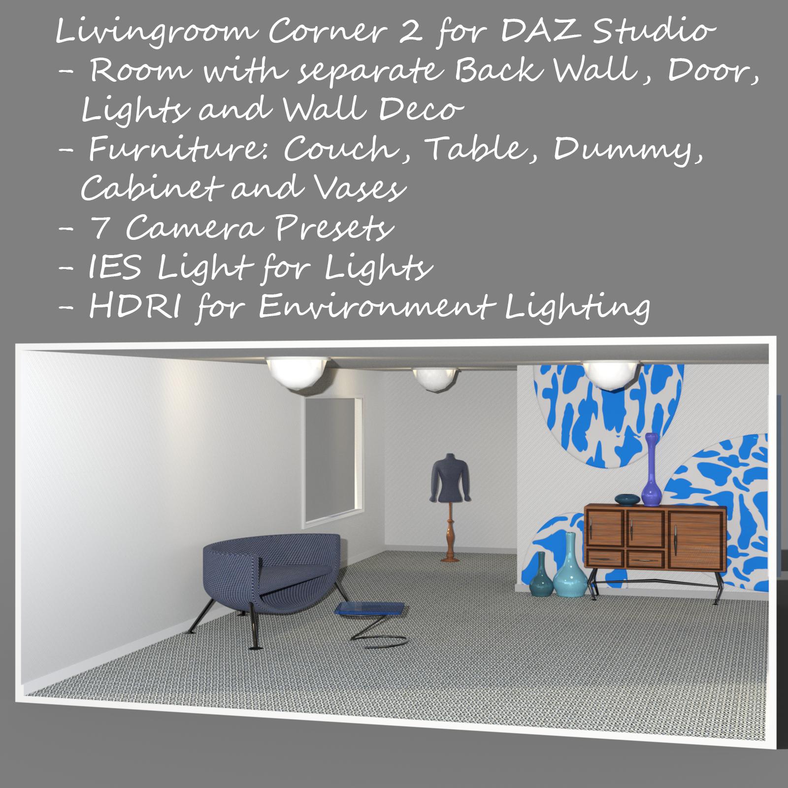 Livingroom Corner 2